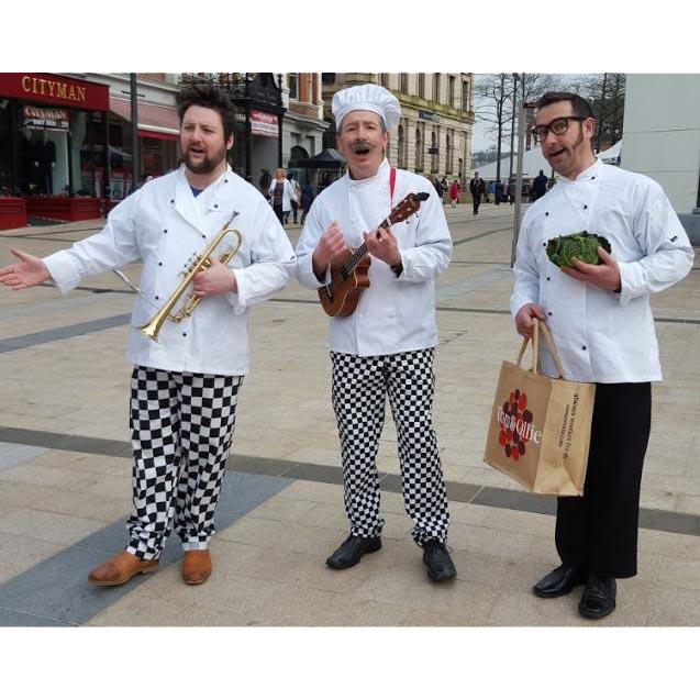 Singing Chefs