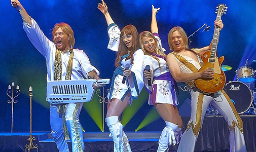 Bjorn Again - ABBA Tribute Band-3