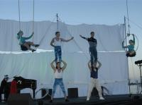 Summer Circus Cabaret at Yarrawonga