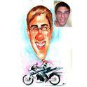 Caricaturist - Rodolfo