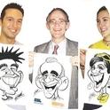 Caricaturist - Gavin