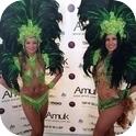 Carnival and Samba Dancers-1