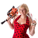 Ell Bella Chainsaw Juggler