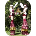 Enchanted Stiltwalkers-2