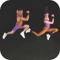 Garry and Linda - 80s Aerobics, Adagio, Acrobatics