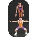 Garry and Linda - 80s Aerobics, Adagio, Acrobatics-3