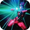 Laser Girl-1