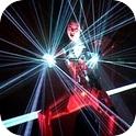 Laser Girl-3