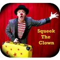 Patrick Bath - Squeek the Clown / Mime