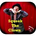 Patrick Bath - Squeek the Clown / Mime-3