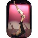 Acrobats - Foot Juggling Act-2
