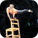 Chair Balance - Rockie Stone
