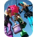 Stilt Performers - Sacred Circus-2