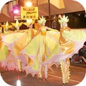 SUNS STILT WALKERS  (VIC / NSW)