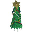 Christmas Tree on Stilts